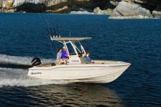 Ambarcatiune, yacht, vapor Bluestar Barracuda de la Yachtpark Kft.