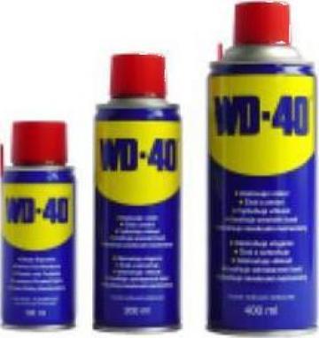 Spray lubricant wd-40 400 ml