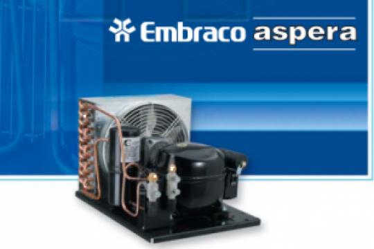 Agregat frigorific Aspera 2.75 kw de la Lazaroiu Service Srl