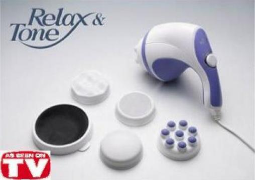 Aparat de masaj Relax & Tone Spin de la Thegift.ro - Cadouri Online