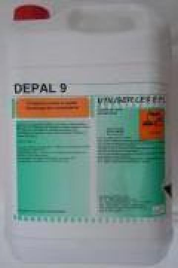 Solutie pentru indepartare rugina Depal 9