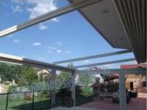 Solutii pentru acoperit terase Constanta de la Gamaterm Design
