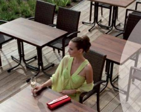 Mese restaurant, mobilier restaurant, scaune restaurant, bar de la Euro Mob Design