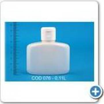 Flacon plastic la 0,11 l de la Vanmar Impex Srl