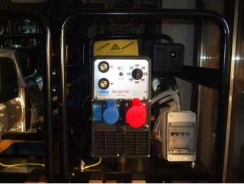 Motogenerator curent si sudura WS 220 TDC de la Sudofim Serv Srl