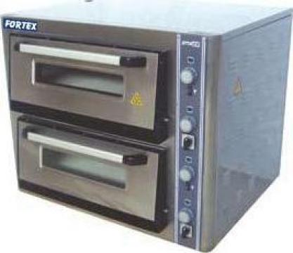 Cuptor pizza electric cu doua camere 4+4 pizza 30cm 250826