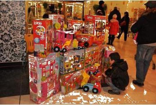 Jocuri si jucarii educative Bildo Toys de la S.c. Bildo Toys S.r.l.