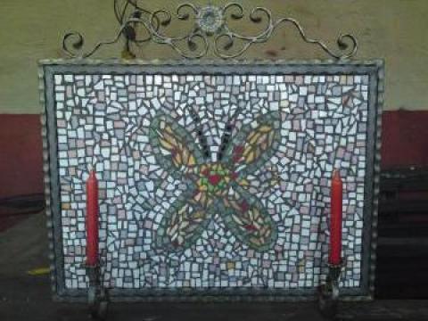 Sfesnic tablou mozaic de la Forjart Srl