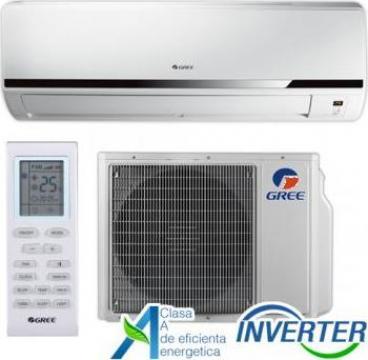 Aer conditionat Gree Inverter Change 9000 BTU/h de la S.c. Aston Com S.a.