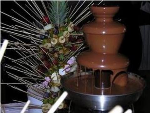 Fantana de ciocolata Galati de la Top Event