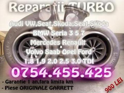 Reconditionari Turbosuflanta Octavia 1.9TDI 2.0TDI Seat de la Reparatii Turbosuflante