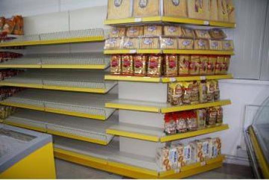 Rafturi supermarket Alba Iulia