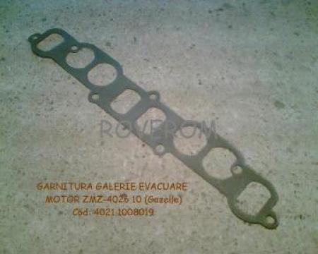 Garnitura galerie evacuare motor ZMZ-4026.10 (Gazelle)