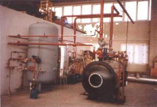 Cazane termice, instalatii, filtrari, dedurizari, osmoza de la Termoaz