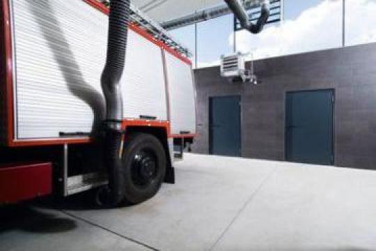 Usa metalica rezistenta la foc T60 Domoferm de la Prisma Doors Srl