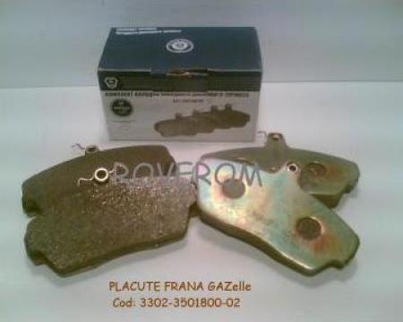 Placute frana GAZ-3302 (Gazelle) , GAZ-2705 (Gazelle)