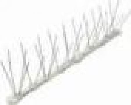 Banda antipasari polix, inox 66/25 impotriva porumbeilor