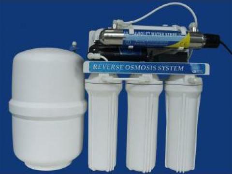 Filtru de apa cu osmoza inversa de la Chromatic Properties