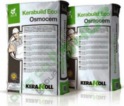Hidroizolatie profesionala Kerakoll- Kerabuild Osmocem