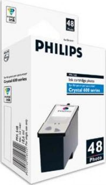 Cartus Imprimanta Cerneala Original PHILIPS PFA548 de la Green Toner