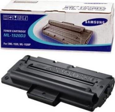 Cartus Imprimanta Laser Original SAMSUNG ML-1520D3 de la Green Toner