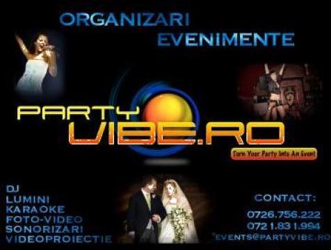 Revelion 2011-2012 - Echipa Partyvibe de la R&r Entertainment Factory Srl