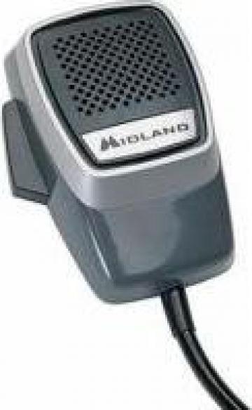 Microfon dinamic Midland 4 pini Alan 48 de la Electro Supermax Srl