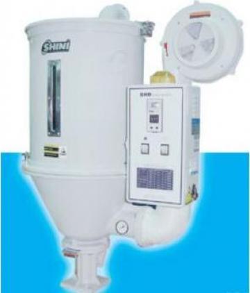 Uscator granule mase plastice SHD-300