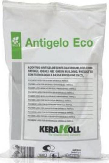 Aditiv antiinghet Antigelo - Kerakoll