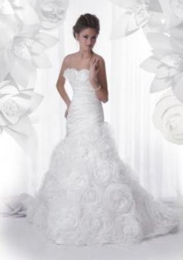 Rochie de mireasa Nava Bride de la Sc Design Ariana Srl