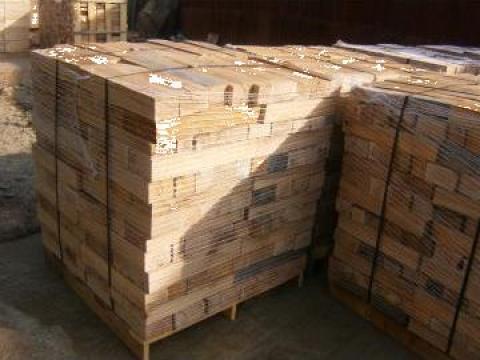 Lemn de foc fag uscat; pachete de 1 mc, la cartoane de 20 kg de la Max Comserv Srl