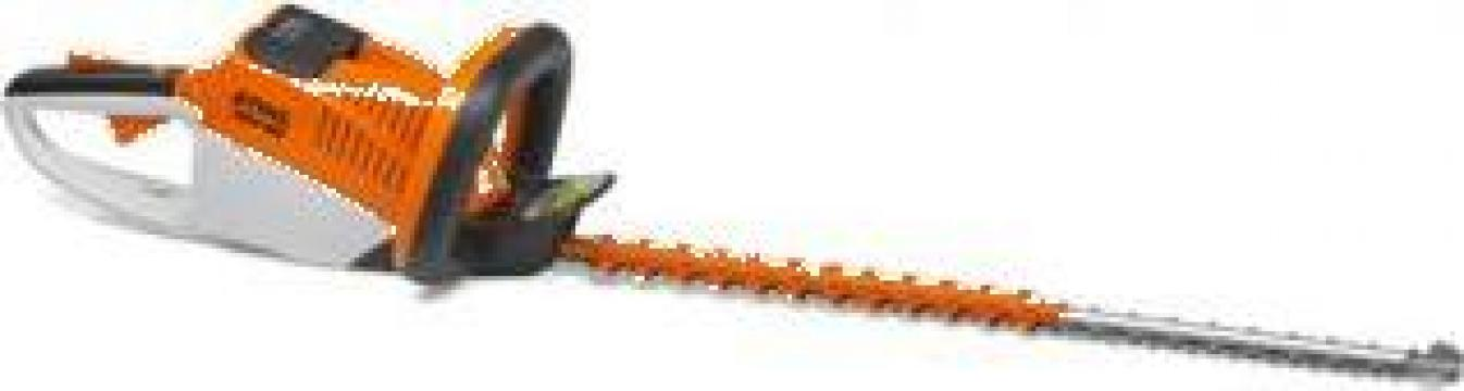 Foarfeca de tuns gard viu cu acumulator HSA85/62 cm