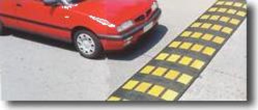Limitatoare de viteza cauciuc, praguri din cauciuc de la Sig Eurotrafic Srl