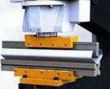 Matrite si poansoane pentru prese hidraulice de indoit tabla
