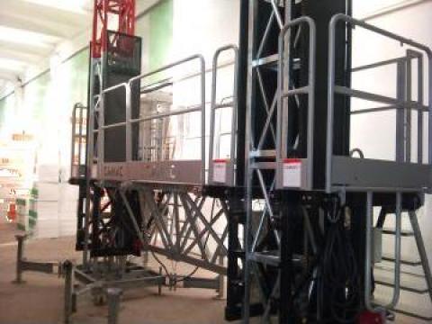 Platforma autoridicatoare bicoloana de la Esg Construct Srl