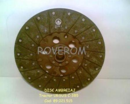 Disc ambreiaj Ursus C-385, Zetor, 380mm, 22 caneluri