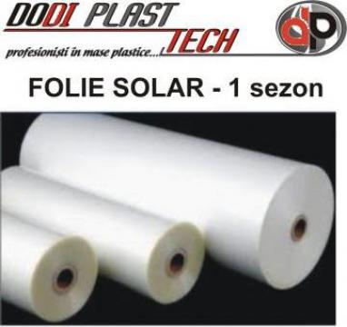 Folie solar 1 sezon de la Dodi Plast Tech Srl