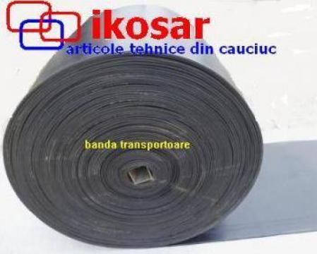 Banda transportoare rezistenta la temperaturi inalte de la Ikosar Srl