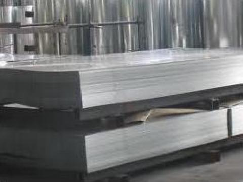 Tabla zincata lisa dreapta 0,5 de la Dinamic Blue Steel