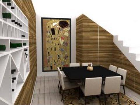 Amenajari interioare, case, apartamente, livinguri de la Arhitect Alina Cristina Dinu