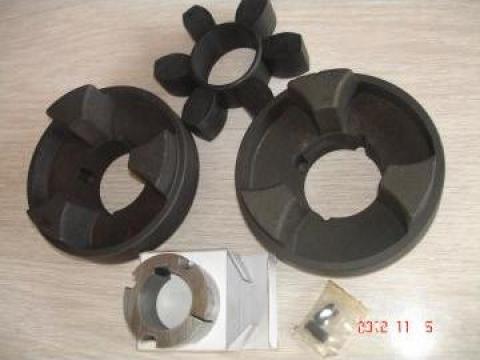 Cuplaj elastic cu bucsa conica HRC 130 BC de la Baza Tehnica Alfa Srl