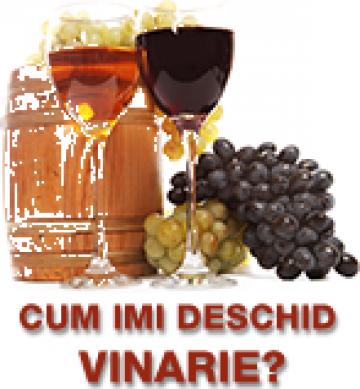 Vin Vrac Cotnari de la Turist Cotnari Srl