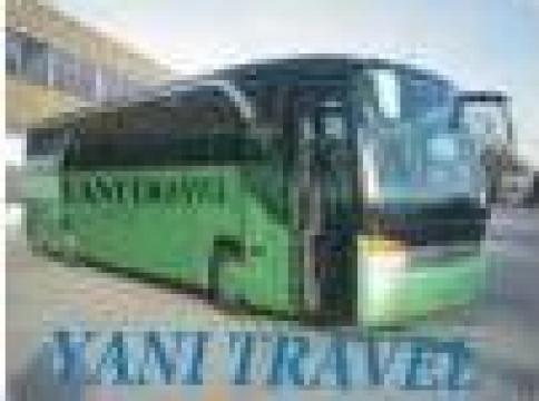 Transport colete si persoane Targu Mures - Torino de la Yani Travel SRL