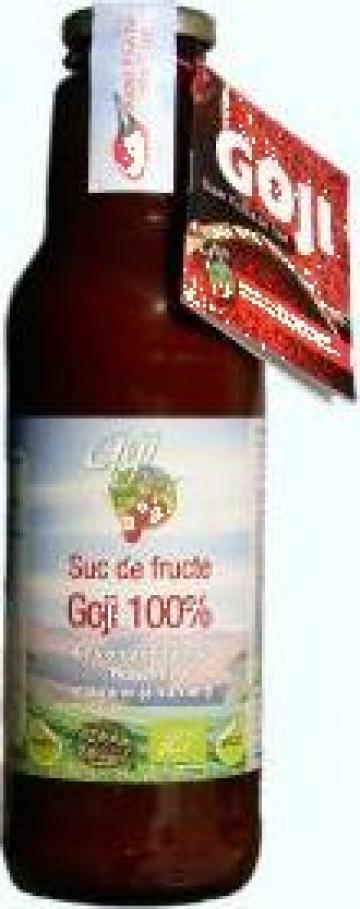 Suc de fructe Goji 100%