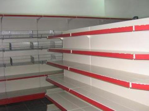 Rafturi metalice pt magazin de la Marlex Impex Srl