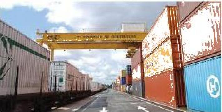 Servicii adiacente transportului feroviar de la Green Marine Logistics Srl