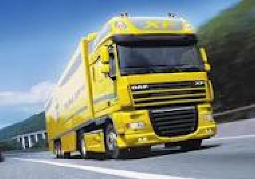 Servicii adiacente transportului rutier de marfuri de la Green Marine Logistics Srl