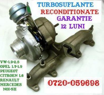 Reconditionari turbo, turbosuflante reconditionate noi de la Turbo House Srl