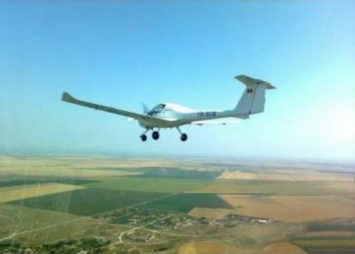 Zbor agrement / Aerotaxi / excursii cu avionul de la Regional air Services SRL