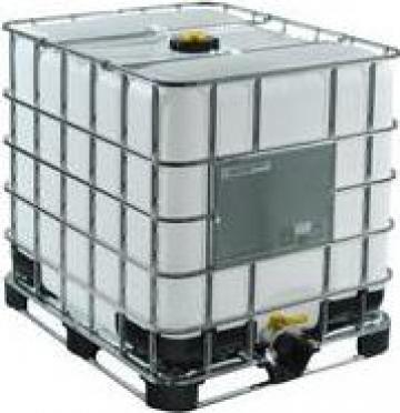 Containere IBC pentru produse alimentare agrementate de la Elkoplast Romania Srl.